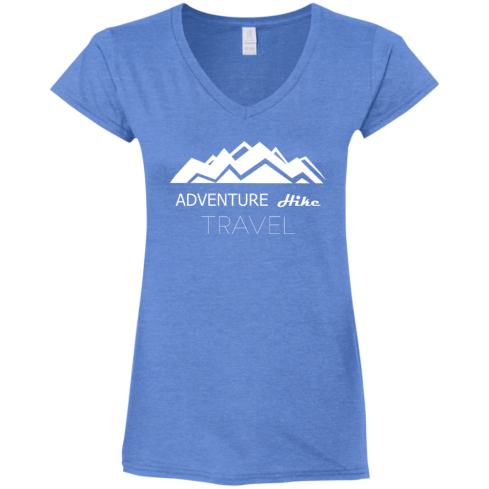Adventure Travel: Let's Wander Where The Wifi Is Weak Women's Hiking/Travel