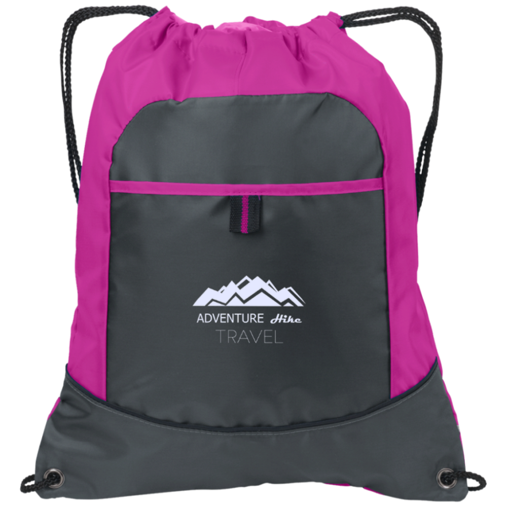 Adventure Travel: Adventure Hike Travel Cinch Pack