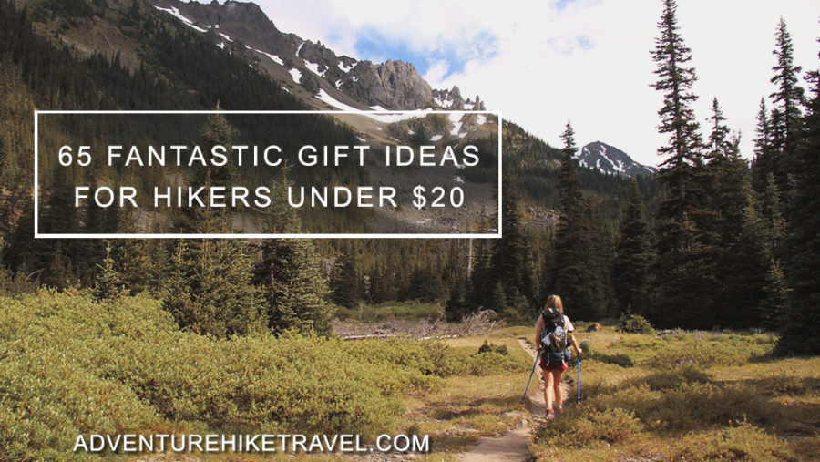Gift Ideas for Hikers under $20